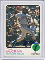 Tom McCraw Autographed Baseball Card 3966