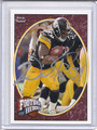 Willie Parker Autographed Football Card 3974