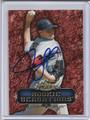 Jon Lester Autographed Baseball Card 4014