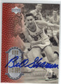 BILL SHARMAN BOSTON CELTICS AUTOGRAPHED BASKETBALL CARD #40213K