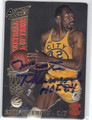 NATE THURMOND SAN FRANCISCO WARRIORS AUTOGRAPHED BASKETBALL CARD #40313E