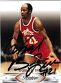 WORLD B. FREE AUTOGRAPHED BASKETBALL CARD #40412D
