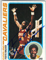 FOOTS WALKER CLEVELAND CAVALIERS AUTOGRAPHED VINTAGE BASKETBALL CARD #40713G
