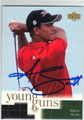 ADAM SCOTT AUTOGRAPHED ROOKIE GOLF CARD #41513P