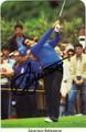SEVE BALLESTEROS AUTOGRAPHED GOLF CARD #41612E
