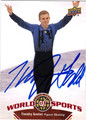 TIMOTHY GOEBEL AUTOGRAPHED SKATING CARD #41812i