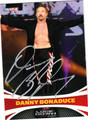 DANNY BONADUCE AUTOGRAPHED WRESTLING CARD #42911C