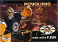 MARC-ANDRE FLEURY AUTOGRAPHED HOCKEY CARD #42912M
