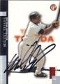 Miguel Tejada Autographed Baseball Card 464