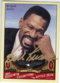 BILL RUSSELL AUTOGRAPHED BASKETBALL CARD #50213i