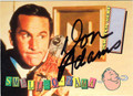 DON ADAMS AUTOGRAPHED CARD #50213J