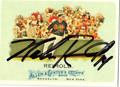 NOLAN REIMOLD AUTOGRAPHED BASEBALL CARD #50411A