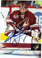 CURTIS JOSEPH AUTOGRAPHED HOCKEY CARD #50512O