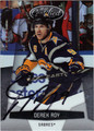 DEREK ROY AUTOGRAPHED HOCKEY CARD #50612E