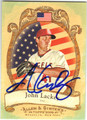 JOHN LACKEY LOS ANGELES ANGELS OF ANAHEIM AUTOGRAPHED BASEBALL CARD #51113E