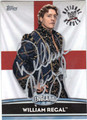 WILLIAM REGAL AUTOGRAPHED WRESTLING CARD #51213D