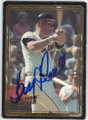BOOG POWELL BALTIMORE ORIOLES AUTOGRAPHED BASEBALL CARD #51313F