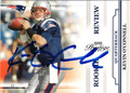 KEVIN O'CONNELL NEW ENGLAND PATRIOTS AUTOGRAPHED ROOKIE FOOTBALL CARD #51513A