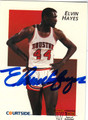 ELVIN HAYES AUTOGRAPHED BASKETBALL CARD #51811H