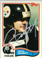 CRAIG COLQUITT PITTSBURGH STEELERS AUTOGRAPHED VINTAGE FOOTBALL CARD #51913E
