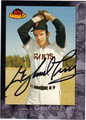 GAYLORD PERRY AUTOGRAPHED BASEBALL CARD #52812H