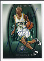 RAY ALLEN AUTOGRAPHED CARD #5470