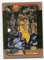 GARY PAYTON AUTOGRAPHED CARD #5532