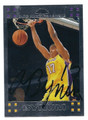 ANDREW BYNUM AUTOGRAPHED CARD #5508