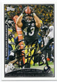 TROY POLAMALU AUTOGRAPHED CARD #5568