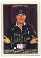 PHIL HELLMUTH AUTOGRAPHED CARD #5626