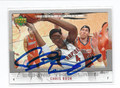 CHRIS BOSH AUTOGRAPHED CARD #5649