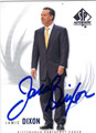 JAMIE DIXON PITTSBURGH PANTHERS AUTOGRAPHED BASKETBALL CARD #60313D