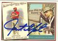 JUSTIN UPTON ARIZONA DIAMONDBACKS AUTOGRAPHED BASEBALL CARD #60213C
