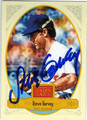 STEVE GARVEY LOS ANGELES DODGERS AUTOGRAPHED BASEBALL CARD #60513i