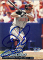 Sean Casey Autographed Baseball Card 600