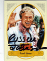 RUSSELL JOHNSON AUTOGRAPHED CARD #60613E