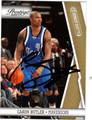 CARON BUTLER AUTOGRAPHED & NUMBERED BASKETBALL CARD #60611U