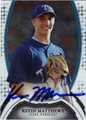 KEVIN MATTHEWS AUTOGRAPHED ROOKIE BASEBALL CARD #61112O