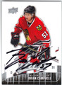 BRIAN CAMPBELL CHICAGO BLACKHAWKS AUTOGRAPHED HOCKEY CARD #61313C