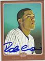 ROBINSON CANO NEW YORK YANKEES AUTOGRAPHED BASEBALL CARD #61313G