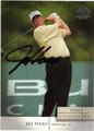 JAY HAAS AUTOGRAPHED GOLF CARD #62612F