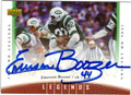 EMERSON BOOZER AUTOGRAPHED FOOTBALL CARD #62612K