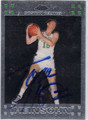 TOM HEINSOHN AUTOGRAPHED BASKETBALL CARD #62611Q