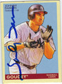 JOHNNY DAMON AUTOGRAPHED BASEBALL CARD #62711H
