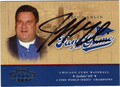 JEFF GARLIN AUTOGRAPHED CARD #62811V