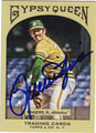 ROLLIE FINGERS AUTOGRAPHED BASEBALL CARD #62912N