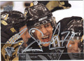 EVGENI MALKIN PITTSBURGH PENGUINS AUTOGRAPHED HOCKEY CARD #70113H