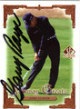 GARY PLAYER AUTOGRAPHED GOLF CARD #70912H