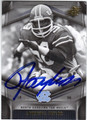 LAWRENCE TAYLOR NORTH CAROLINA TAR HEELS AUTOGRAPHED FOOTBALL CARD #71013J