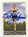 BILL RODGERS AUTOGRAPHED CARD #71810W